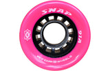 Atom Snap quad wheel 91A in hot pink color