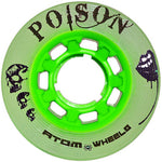 Atom Poison 62x38 pink quad wheel