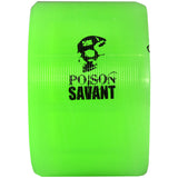 Atom Poison Savant Green Quad Skate Wheel