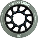 Smoke Atom Poison Savant Quad Derby wheels