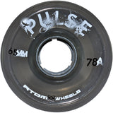 Atom Smoke Pulse outdoor quad wheel available @ Atom Skates