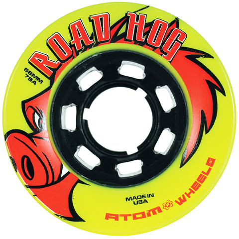 Atom Wheels Road Hog Outdoor Quad Skate Wheel