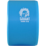 atom savant 91a blue quad skate wheel