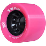 Atom Snap Quad Wheel pink