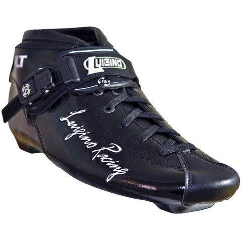 Luigino Bolt inline skating speed boot