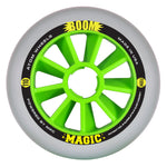 Atom Boom Magic FIRM 110mm outdoor inline skate wheel
