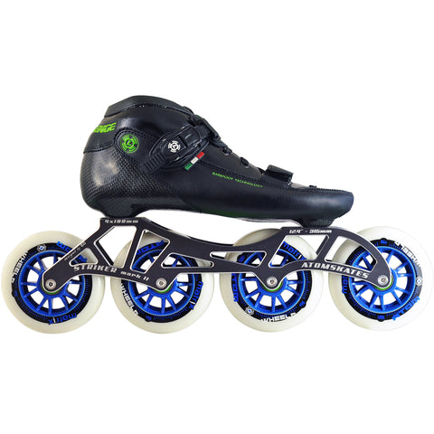 Luigino Challenge Outdoor Inline Skate Package