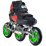 Luigino Kids Adjustable Indoor Inline Skate Package available @ Atom Skates
