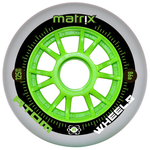 Atom Matrix 125 Outdoor Inline Skate Wheels