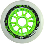 Atom Matrix 100mm Inline Wheels available @ Atom Skates