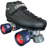 luigino q4 viper indoor quad skate package with Atom lowboy wheels