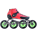 Pink Luigino Strut Indoor inline skate package available @ Atom Skates
