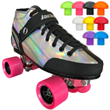 Supreme Viper w/ Toe Plugs Quad Skate Package