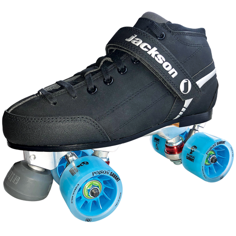 Supreme Viper Alloy Quad Skate Package
