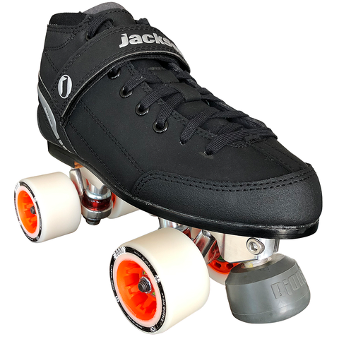 Jackson Supreme Viper Derby Quad Skate Package with Atom Boom 59x38 Wheels