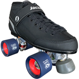 Jackson Supreme Quad Speed Skate Package with Atom Lowboy Wheels