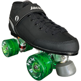 Jackson Supreme Viper Outdoor Quad Roller Skate Package with Atom Pulse Wheels