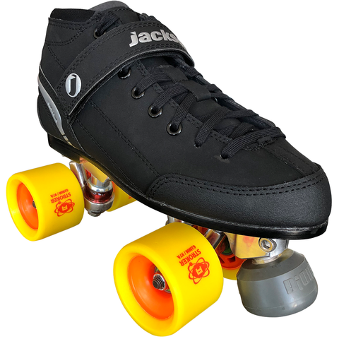 Jackson Supreme Indoor Rink Quad skate package with Atom Stroker wheels