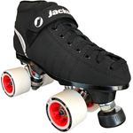 Jackson VIP Derby Quad Skate Package with Atom Boom 59x38 Wheels