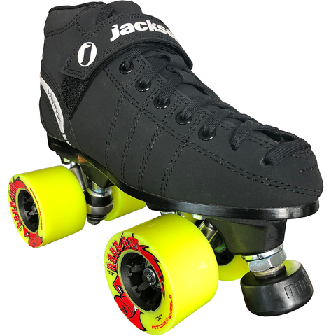 Jackson VIP Outdoor Skate Package with Atom Road Hog Wheels