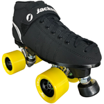 Jackson VIP Indoor Rink Quad roller skate package with Atom Snap wheels