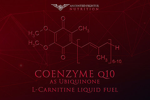 Coenzyme Q10 (as Ubiquinone)