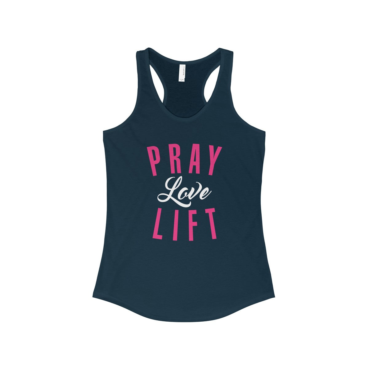 Pray Love Lift Tank