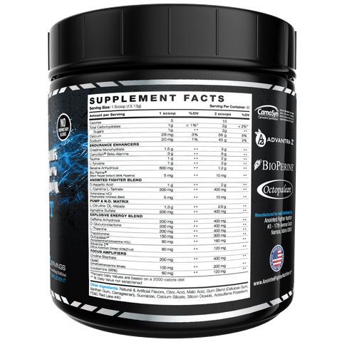 Elite Pre-Workout (Choose Flavors)