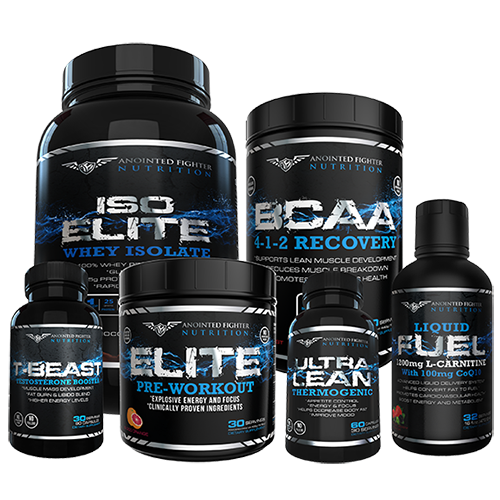 Elite Stack (Choose Flavors)
