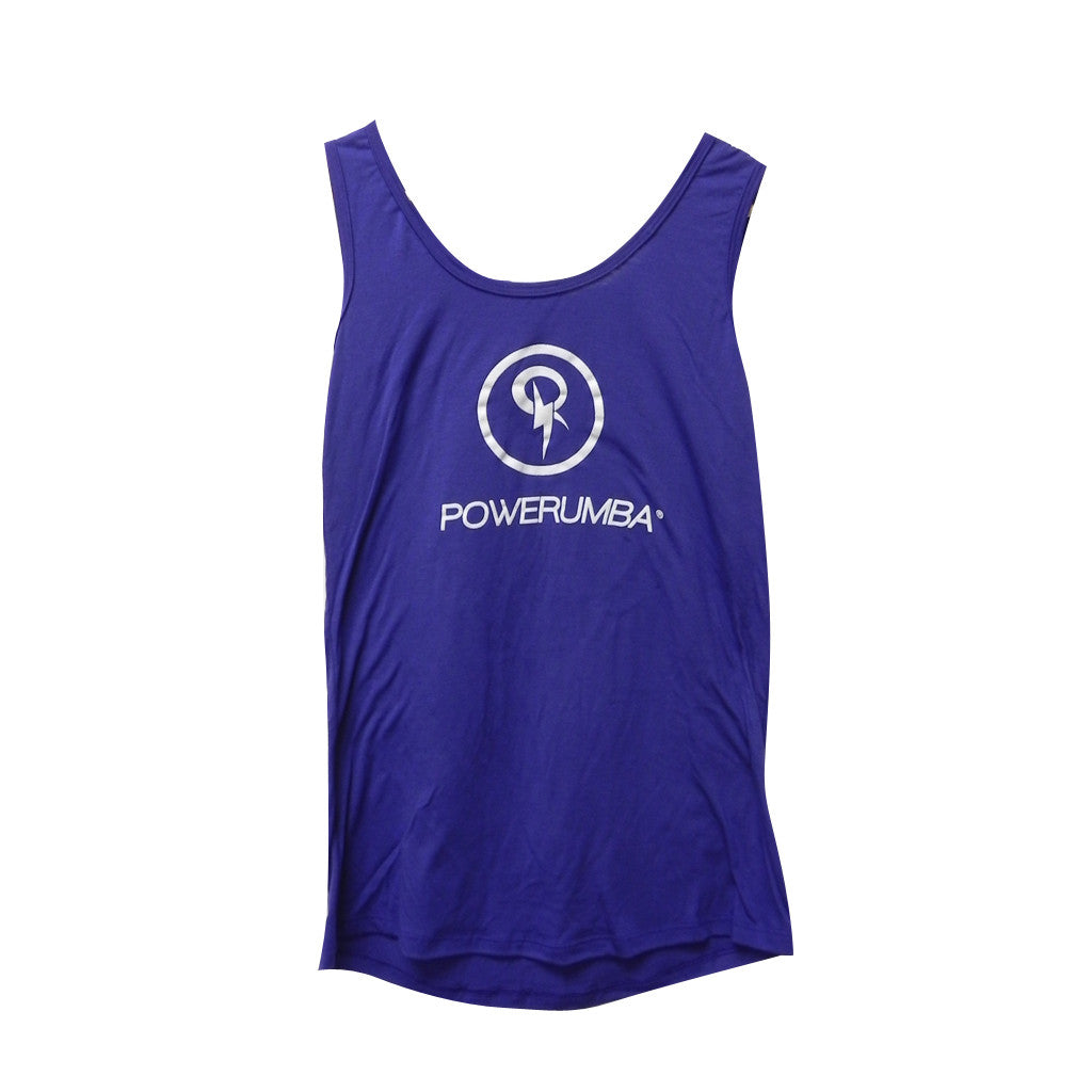 Purple Powerumba Tank Top