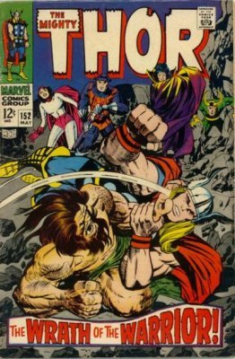 Thor (Mighty) (Vol. 1 1966-1996, 2009-2011) #152