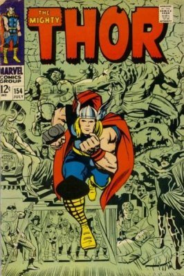 Thor (Mighty) (Vol. 1 1966-1996, 2009-2011) #154