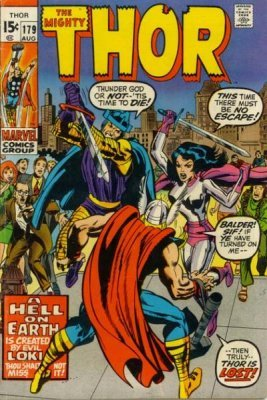 Thor (Mighty) (Vol. 1 1966-1996, 2009-2011) #179