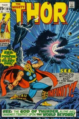 Thor (Mighty) (Vol. 1 1966-1996, 2009-2011) #185