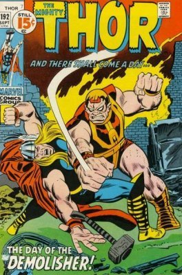Thor (Mighty) (Vol. 1 1966-1996, 2009-2011) #192