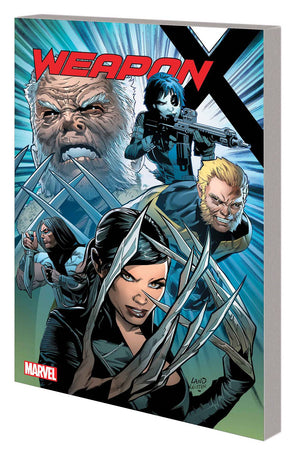 Weapon X TP Vol 01