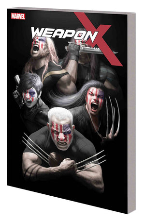 Weapon X TP Vol 03