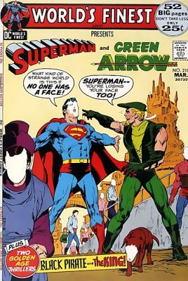 World's Finest Comics (1941-1986) #210