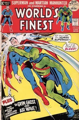 World's Finest Comics (1941-1986) #212