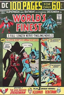 World's Finest Comics (1941-1986) #223