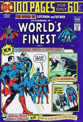World's Finest Comics (1941-1986) #224