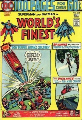 World's Finest Comics (1941-1986) #225