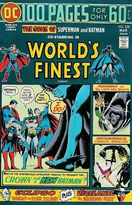 World's Finest Comics (1941-1986) #228