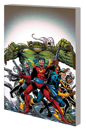 X-men Starjammers by Dave Cockrum