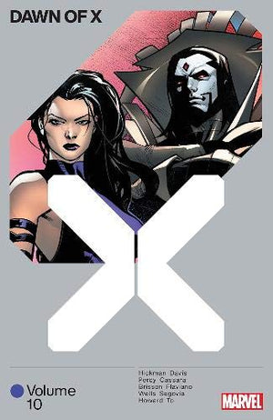 Dawn of X TP vol. 10