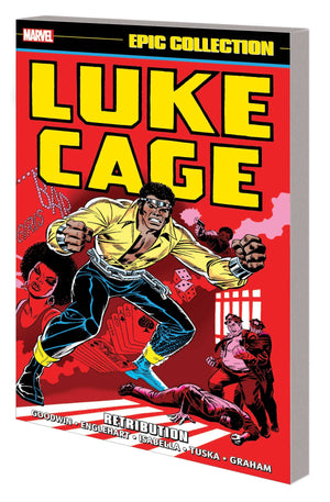 Luke Cage Epic Collection TP Retribution