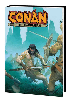 Conan the Barbarian by Hickman & Asrar HC
