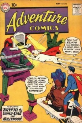 Adventure Comics (Vol. 1 1938-1983, 2010-2011) #272