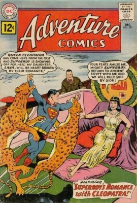 Adventure Comics (Vol. 1 1938-1983, 2010-2011) #291