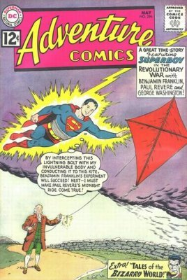 Adventure Comics (Vol. 1 1938-1983, 2010-2011) #296